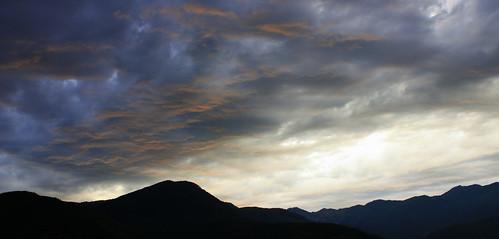 sunset summer sky usa evening utah ut cloudy midway hebervalley 2010 wasatchmountains wasatchcounty