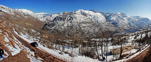 snow soli ajk jabbiazadkashmirpanoramanaturewinterpakistan