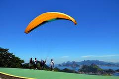 Niterói / Parque da Cidade Paragliding