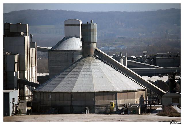 ENCI cement factory