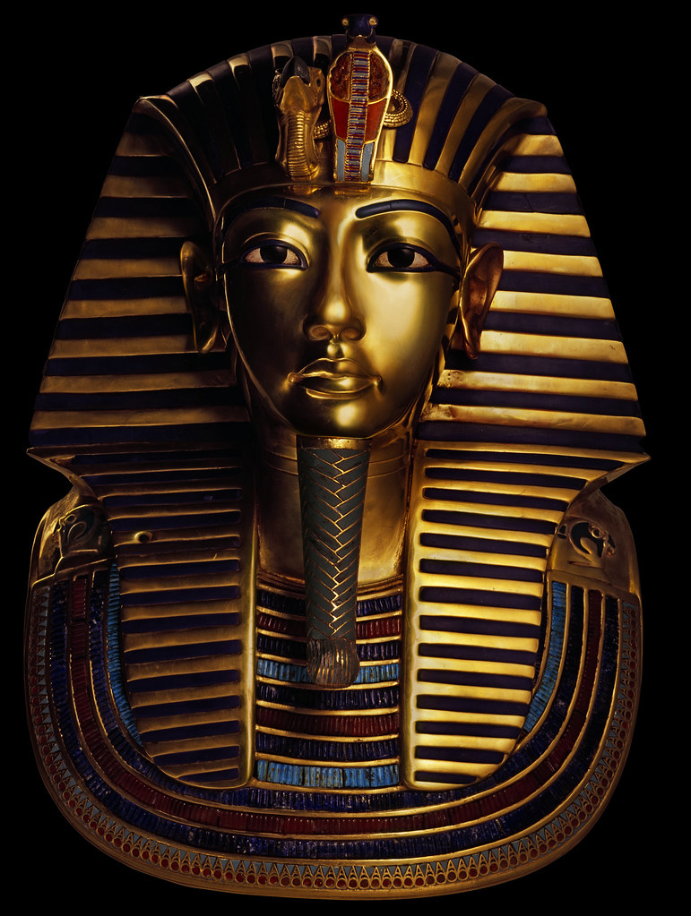 Get Free Credit Report >> Golden Mask of the Pharaoh Tutankhamun | In another ...