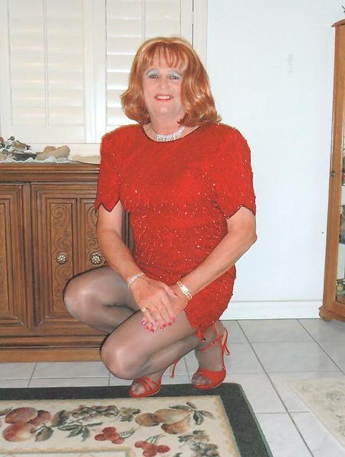 My Little Red Dress