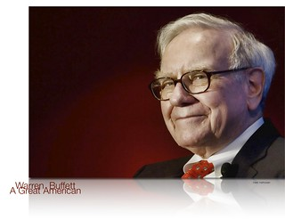 Warren Buffett | by MarkGregory007