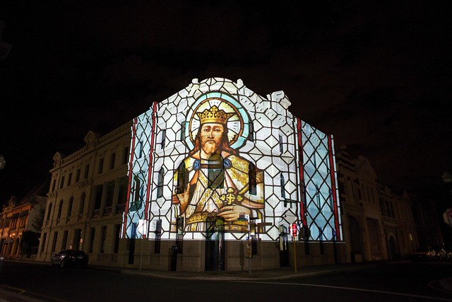 Projections on High 2011