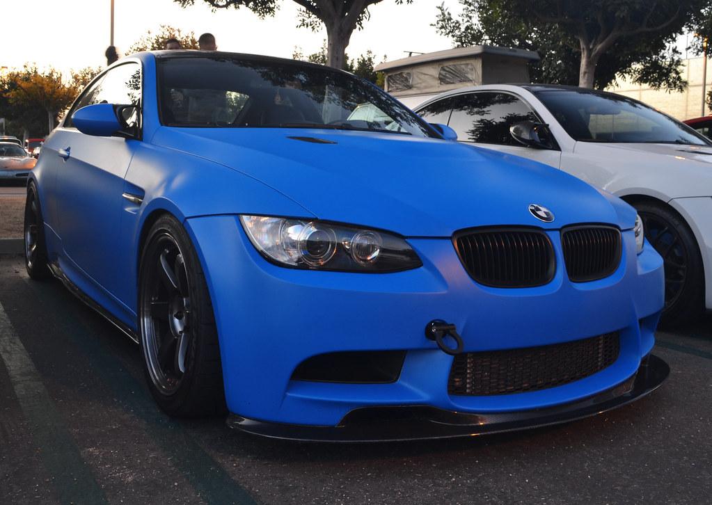 Matte Blue Car >> Matte Blue M3 Explored 183 One Of The Best M3 I Ve Seen