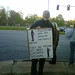 Steelworkers Take Part in Occupy Little Rock