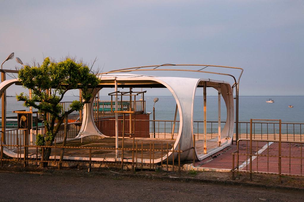 Taiwan UFO Venturo house ruins