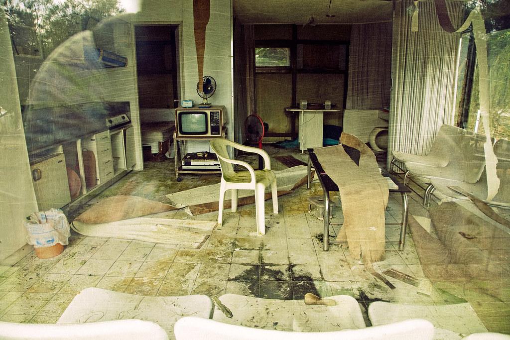 Taiwan UFO Venturo house interior