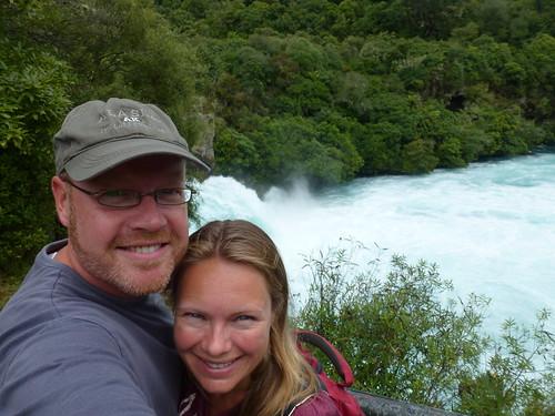 Taupo - Huka Falls - 2