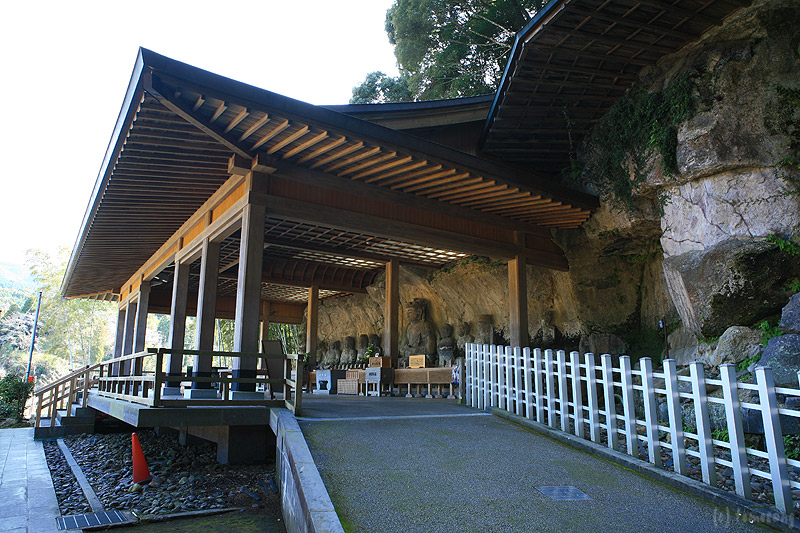 Usuki Stone Buddha