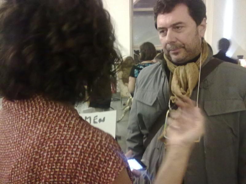Giuseppe mascitelli alla presentazione del numero del femm for Numero deputati alla camera