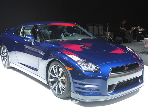 Nissan GT-R at NAIAS 2012 | by Autoviva.com