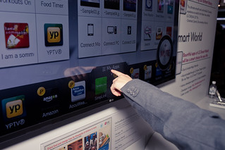 LG Smart TV Proprietary Apps | by Wired Photostream