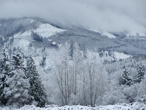 A Little Snow | by Hugo-90