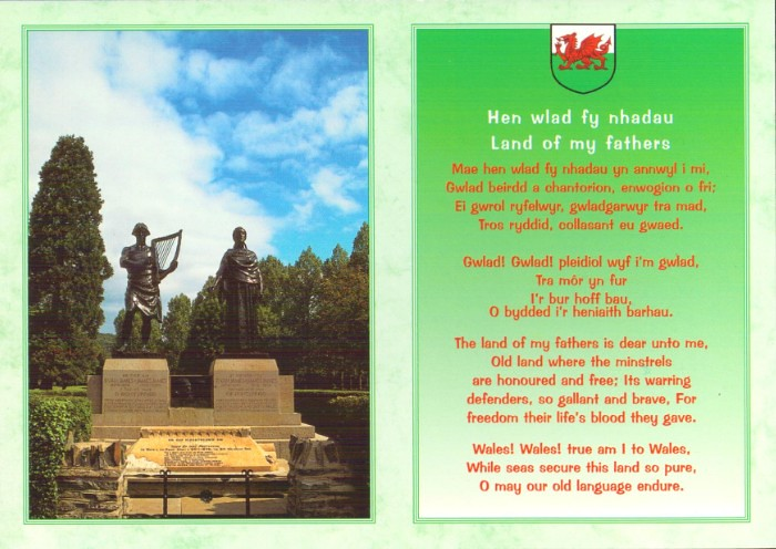 Facts Wales Welsh National Anthem | x_xchokex_x | Flickr
