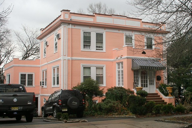 #27 Little Pink Houses For You And Me #photo365