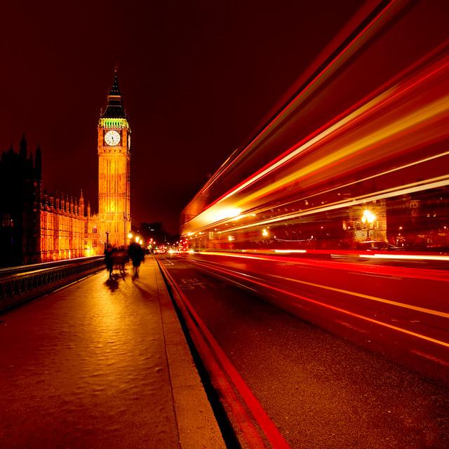 Bus to Big Ben