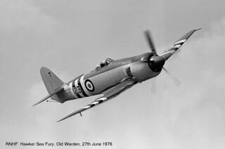 Hawker Sea Fury FB 11, Royal Navy Historic Flight