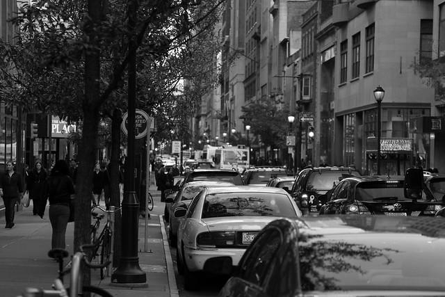 B & W Philadelphie
