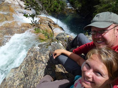 Mt Buffalo NP - Rollasons Upper Falls