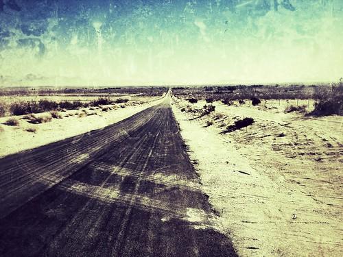 Desert Road | by tinscho