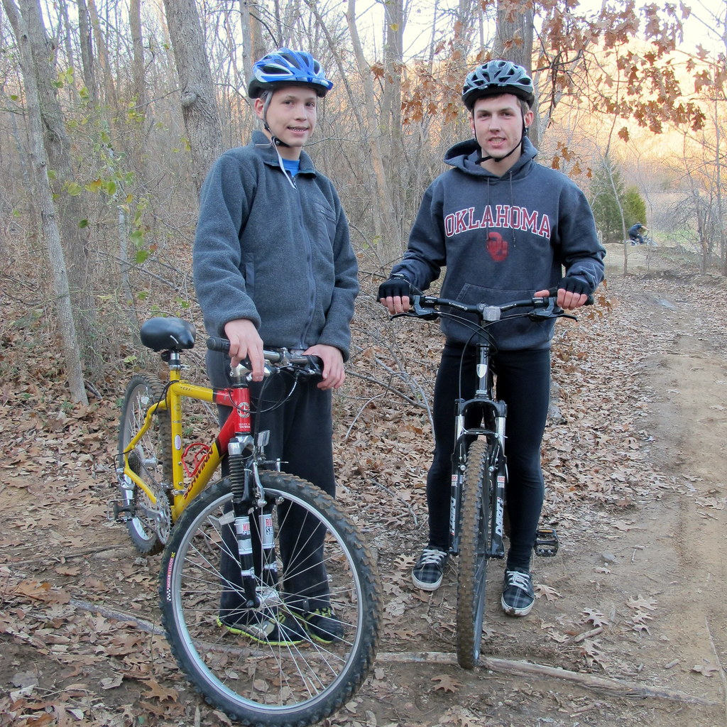 Biking Turkey Mountain