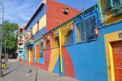 Al barri de La Boca