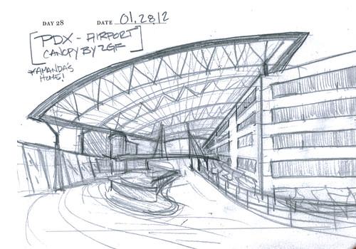 sketch 028 - january 28   by jennypdx