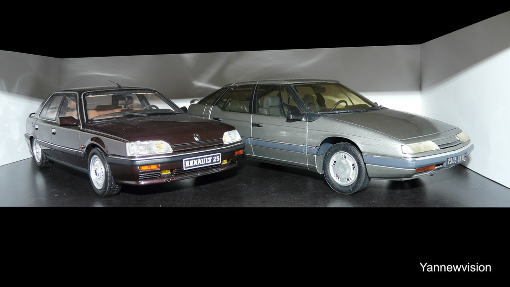 renault 25 v6 turbo baccara citro n xm v6 inj ottomobi flickr