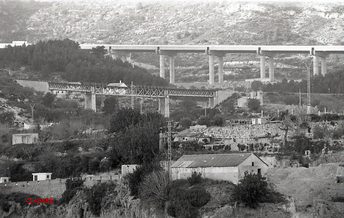 Viaducto y Puente Roquillo | by Clagare