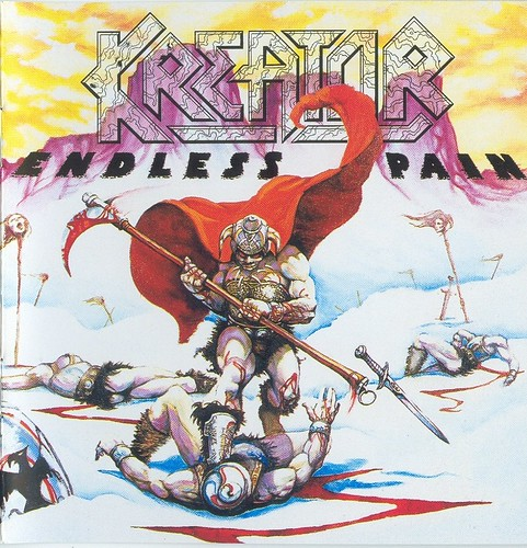 kreator_-_1985_endless_pain | by redteddog