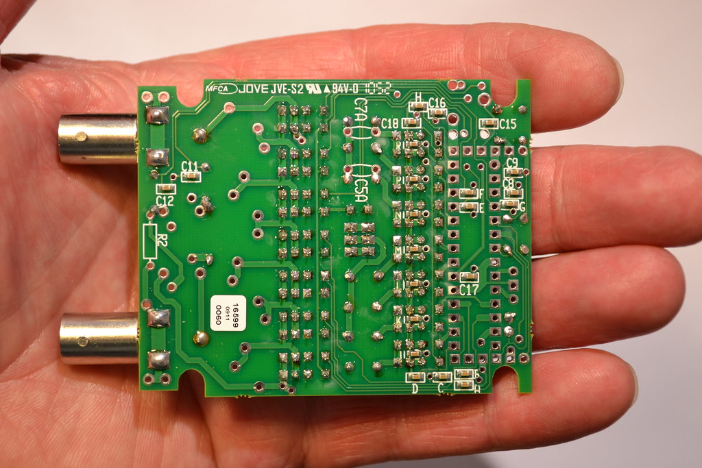 Elecraft T1 Auto Atu main board underside | This is a shot o