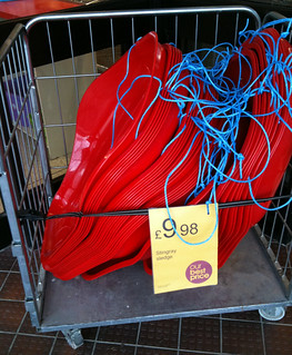 Sledge for sale in Wilkos | by comedyhunter