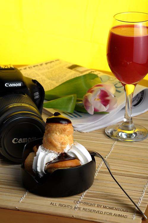Canon Breakfast :)