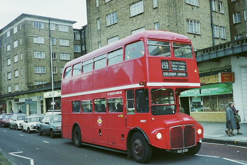 London Buses South London Transport Routemaster RM1872 Route 159 - Streatham c.1989 | by seasider2013