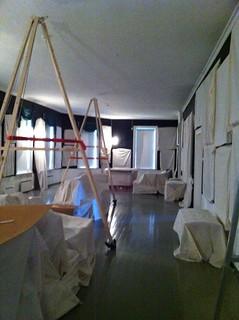 Prosjekt brannsikring Gimle Gård, Vest-Agder-museet