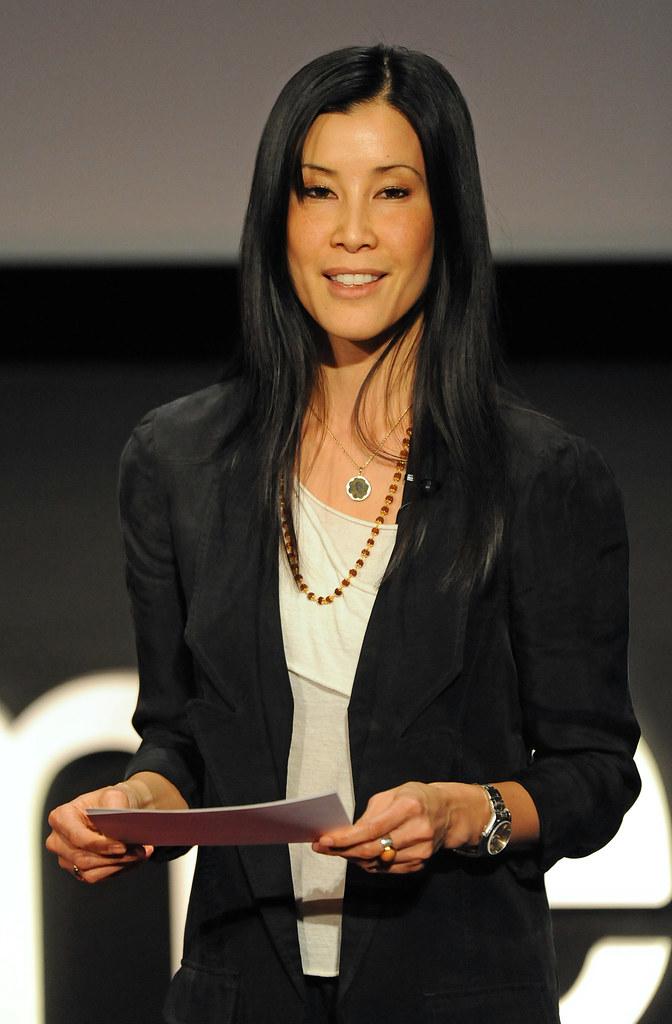TEDxWomen host Lisa Ling