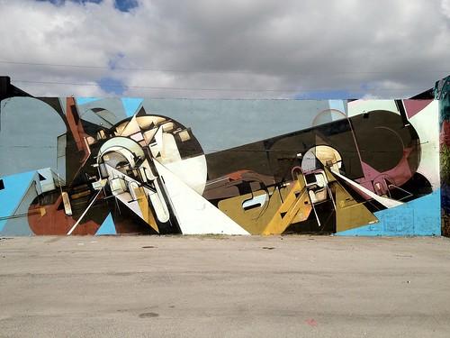 Kofie UTI / WCA - Art Basel 2011 | by DestroyAllDesign