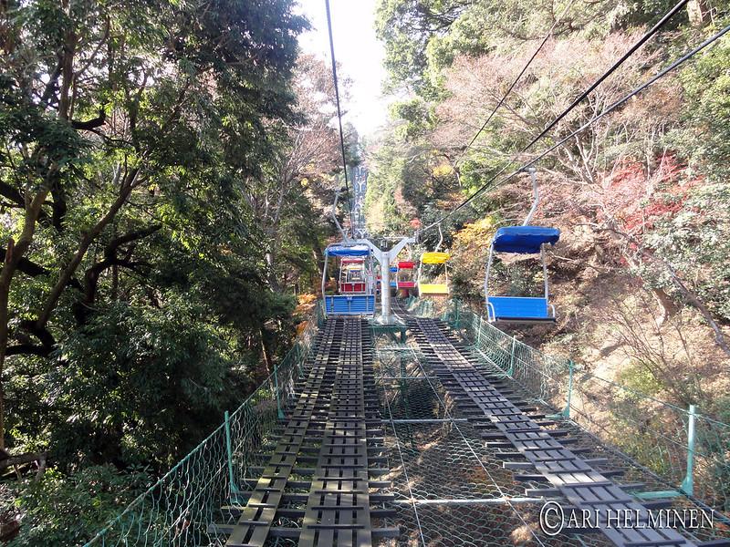Trip to Mt.Takao