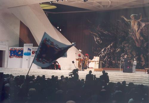 Aula Paolo VI 2000