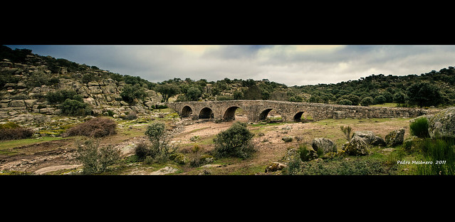 Puente Mocho, Ledesma (Salamanca)