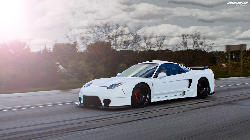 Jeff S Custom Nsx Wallpaper A Photo On Flickriver