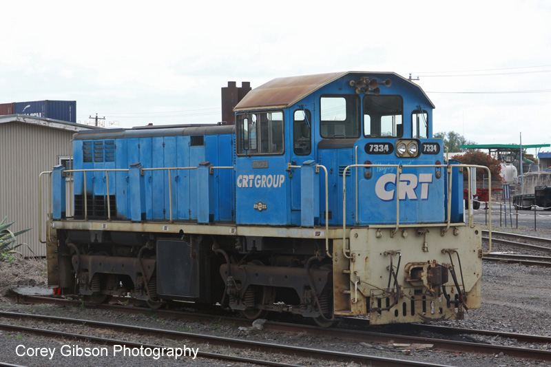 CRT 7334 Horsham by Corey Gibson