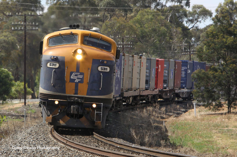 S311 with the POTA at Ararat by Corey Gibson