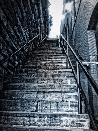 The Exorcist Stairs | by Matthew Straubmuller