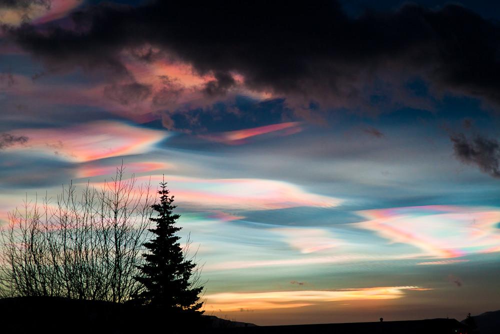 "Rainbow Clouds - ""..."