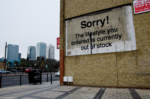 Banksy @ London Blackwall | by system slave