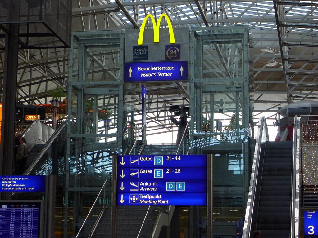 Flughafen Frankfurt Ankunftszeiten