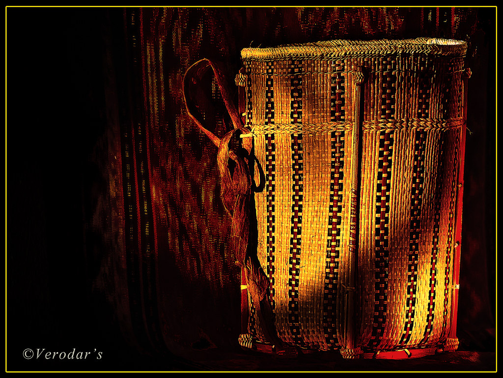 Tambok The Bidayuh Basket We The Bidayuhs People Of Th Flickr