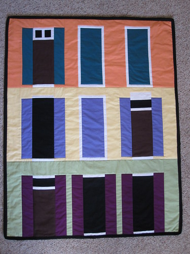 Project Quilting 1, Architectural elements | by Solar Threads